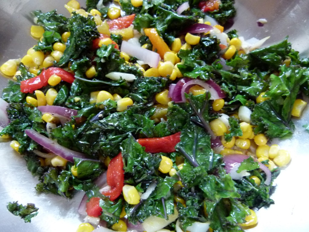 Kale Vegetable Medley