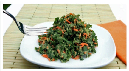 Kale and Avocado (Photo: Optimum Health Solutions)